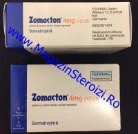 Zomacton Somatropina