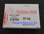 Clomiphene citrare
